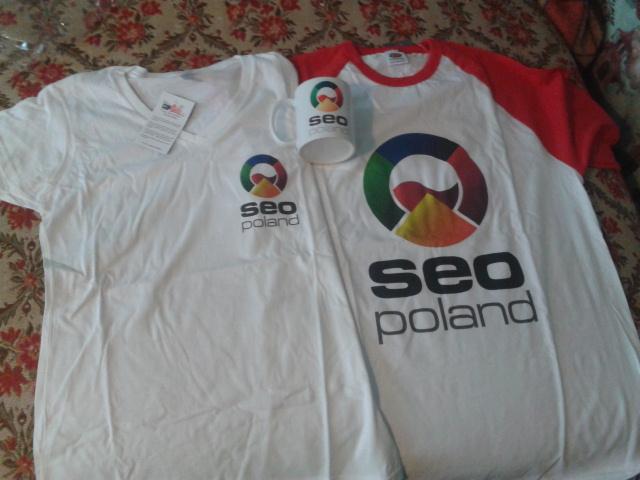Koszulki i Kubki SEO POLAND