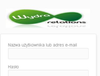 Dodana opcja email w panelu lgowania wordpress