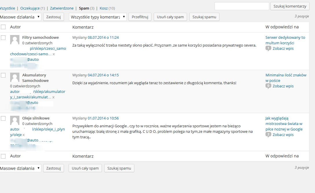 Komentarze-‹-Tomasz-Wydra-pozycjonowanie-i-optymalizacja-stron-—-WordPress