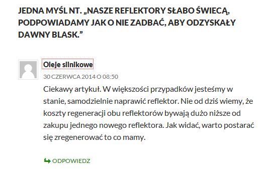 Nasze reflektory słabo świecą  podpowiadamy jak o nie zadbać  aby odzyskały dawny blask.   Blog motoryzacyjny automator.pl