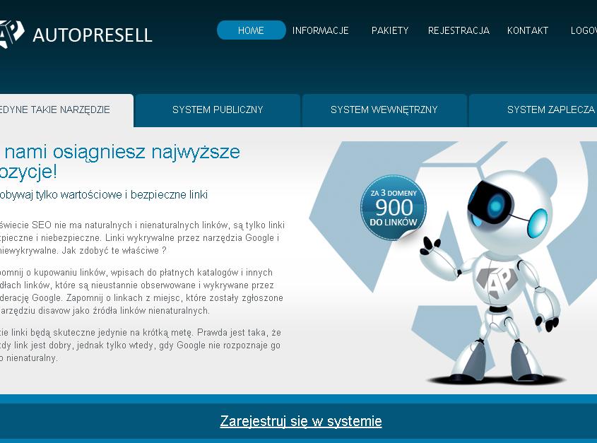 AutoPresell - bezpieczny SWL