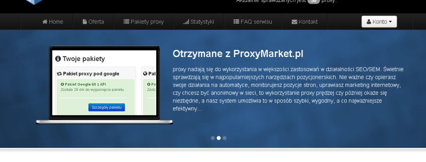 ProxyMarket