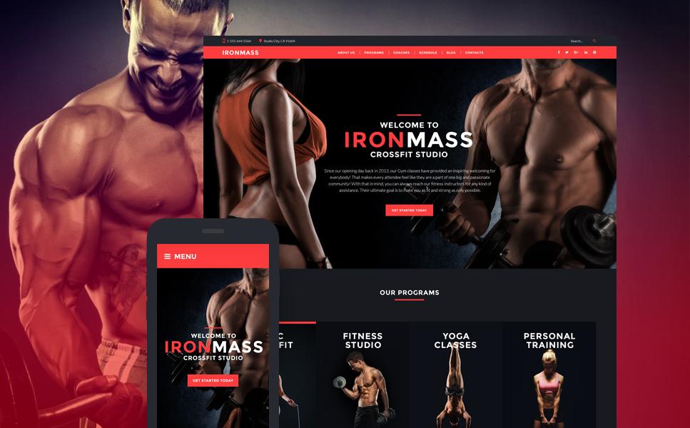 Motyw Ironmass